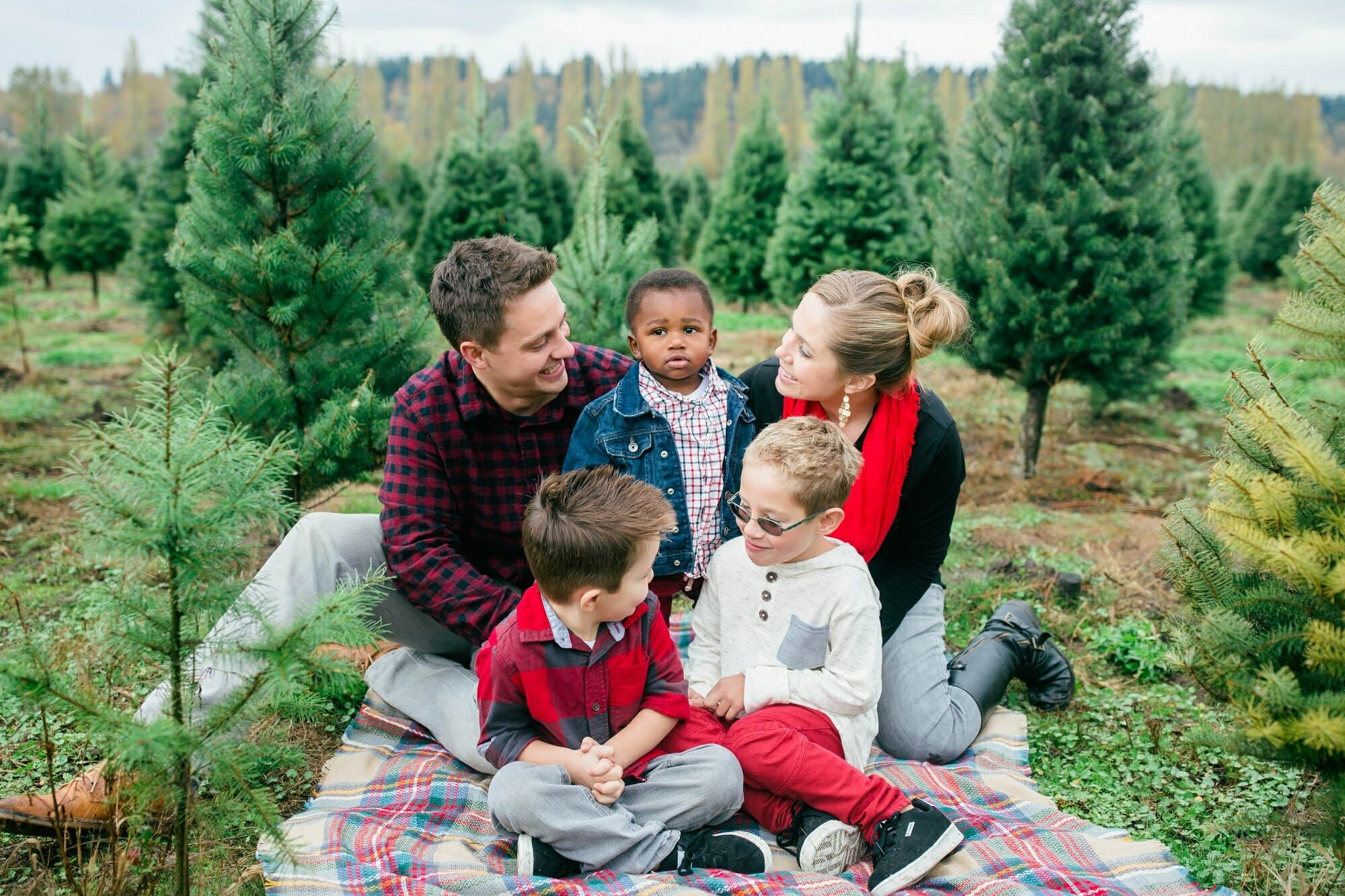 17 Christmas Card Photo Ideas Holiday Photo Tips From Professional Photographers