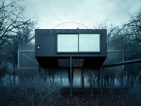 Mask House, WOJR
