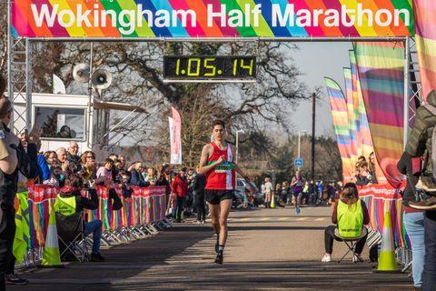 woking half marathon