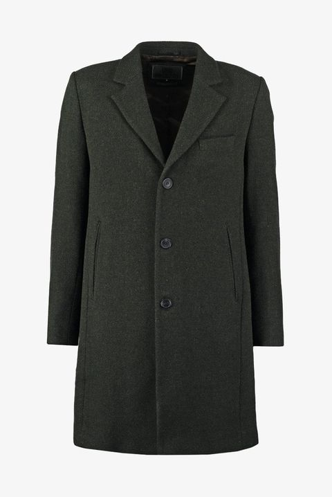 Clothing, Outerwear, Coat, Overcoat, Jacket, Sleeve, Blazer, Collar, Suit, Top,