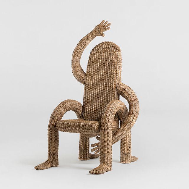 Nalgona Chair, Chris Walston