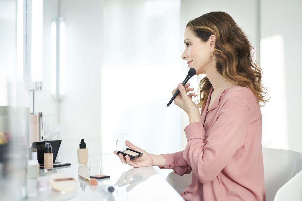 Cómo proteger tu piel de un exceso de maquillaje
