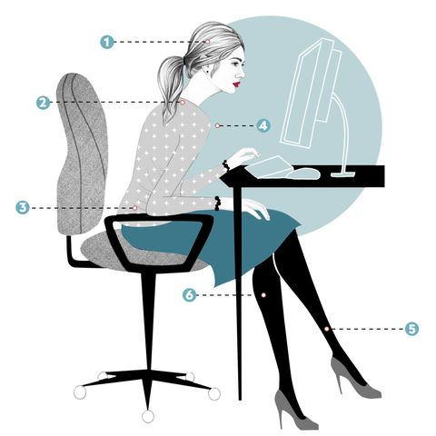 6 Serious Health Effects of Sitting All Day, According to Doctors