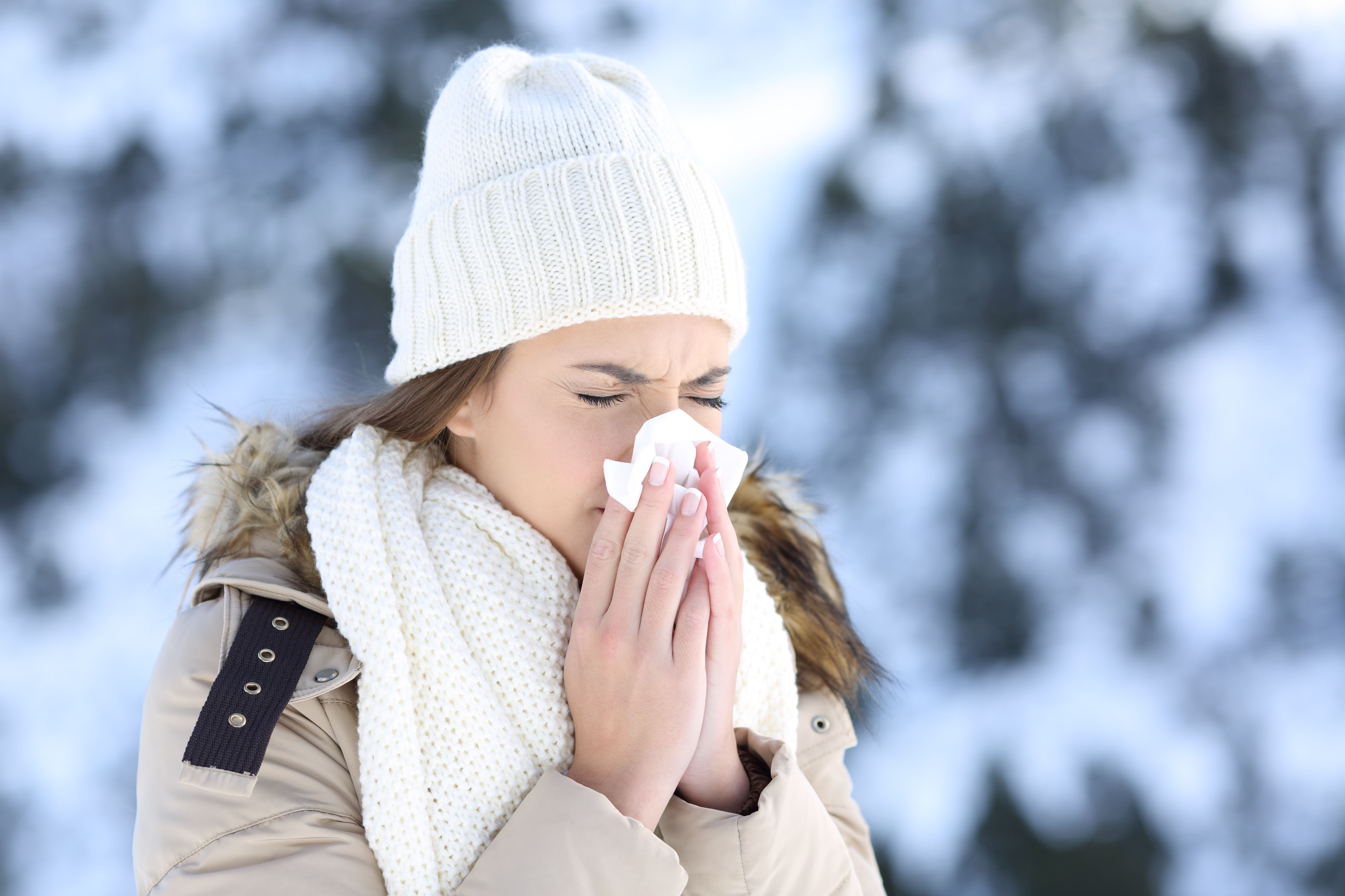 Winter Health Tips - Healthy Living Tips at WomansDay.com e232d964495a