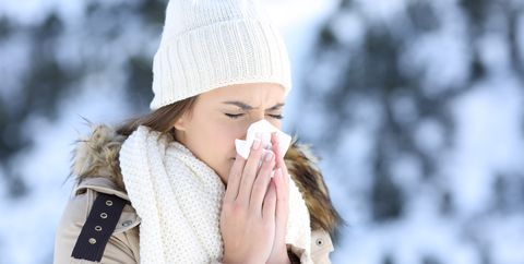 97b7da3e5b938 Winter Health Tips - Healthy Living Tips at WomansDay.com