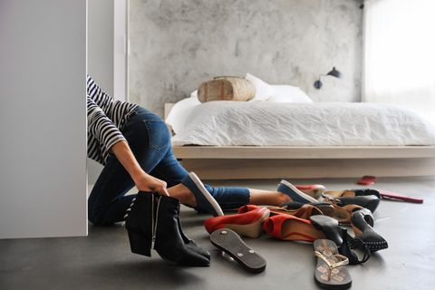 limpiar armario