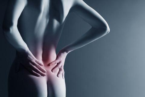 腰の痛み イメージ