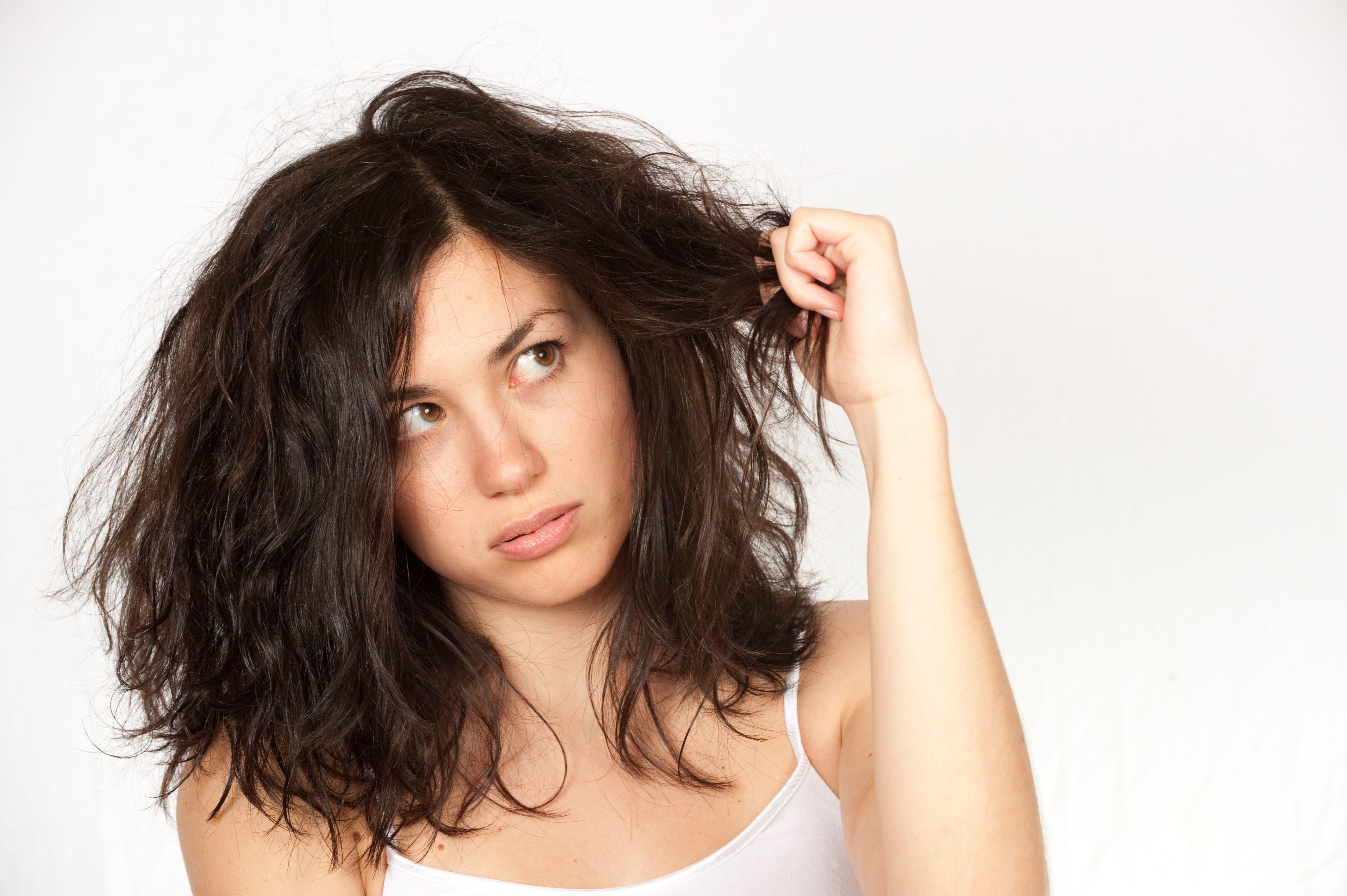 съвети за оформяне на коса борба с къдрене