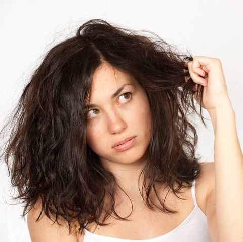 hair styling tips   battling frizz