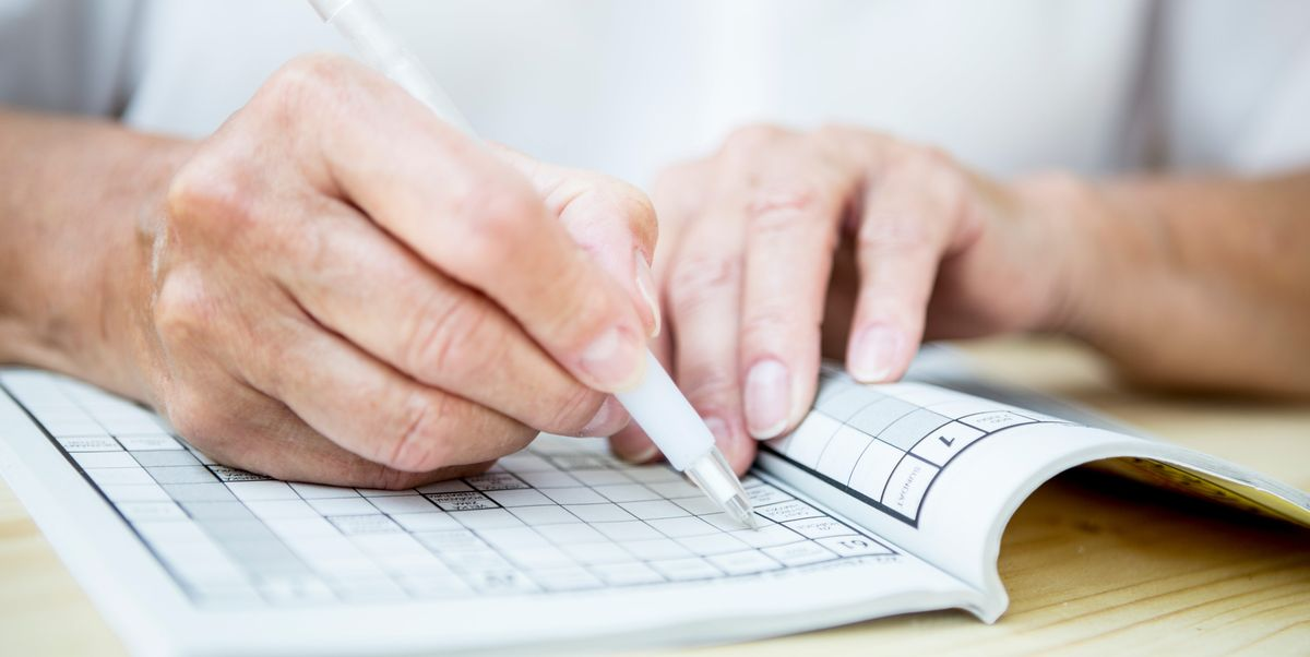 People Who Regularly Play Sudoku and Crossword Puzzles Have Sharper Brains