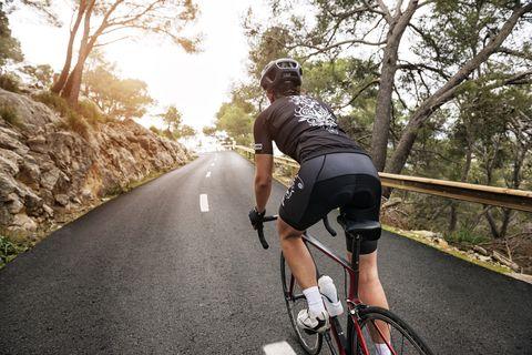 consejos, ciclismo, larga distancia