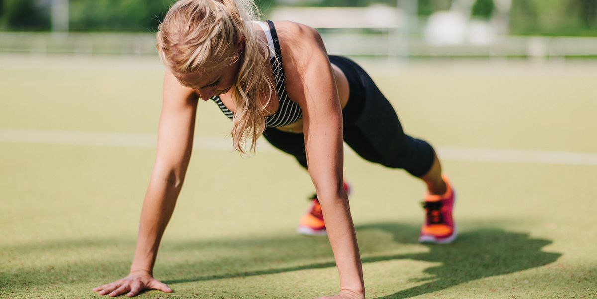 5 Burpee Alternatives That'll Boost Your Fitness