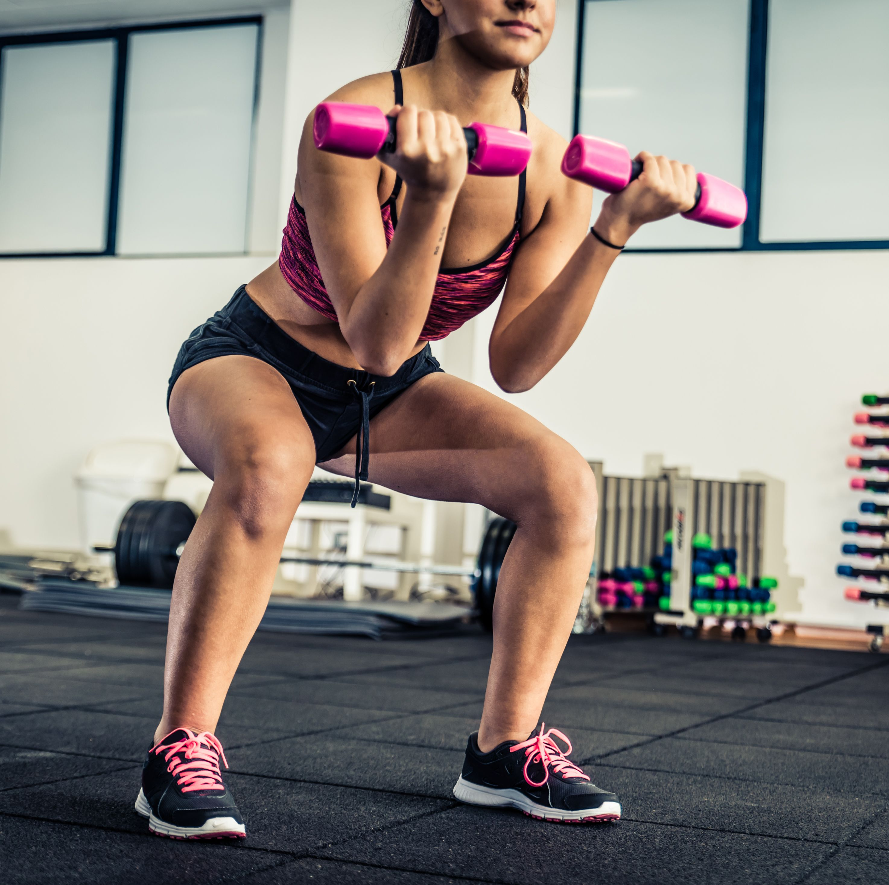 6 Compound Exercises That Cut Your Workout Time in Half