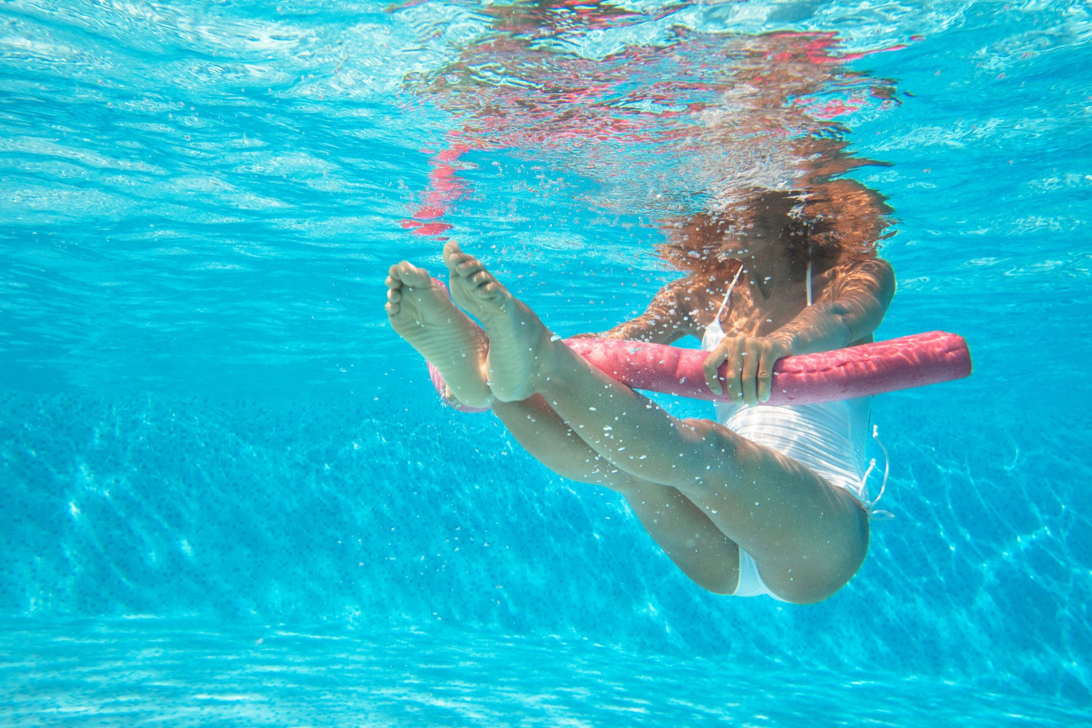 10 Best Pool Exercises For Weight Loss And A Full-Body Workout