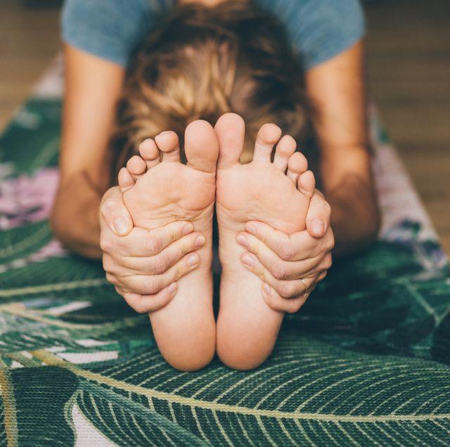hard skin on feet