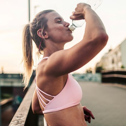 HOW MUCH WATER SHOULD I DRINK A DAY - women's health uk