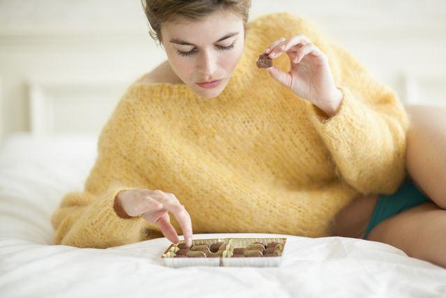 chocolade stress cortisol