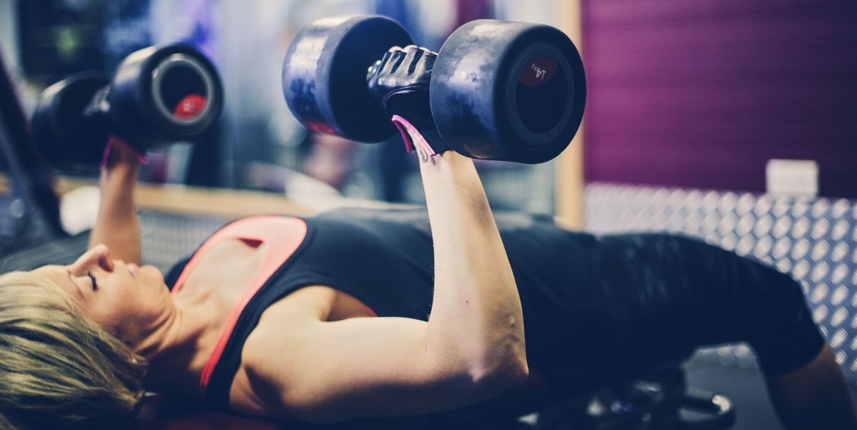Lifting Weights Just Once a Week Can Cut Your Heart Disease Risk in Half