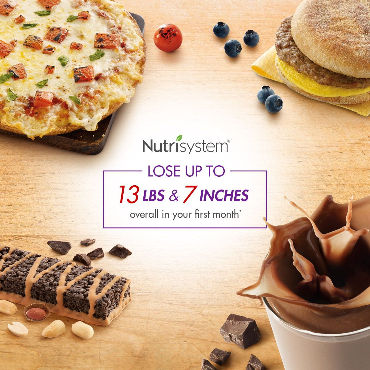 A Busy Mom Tested Nutrisystem: