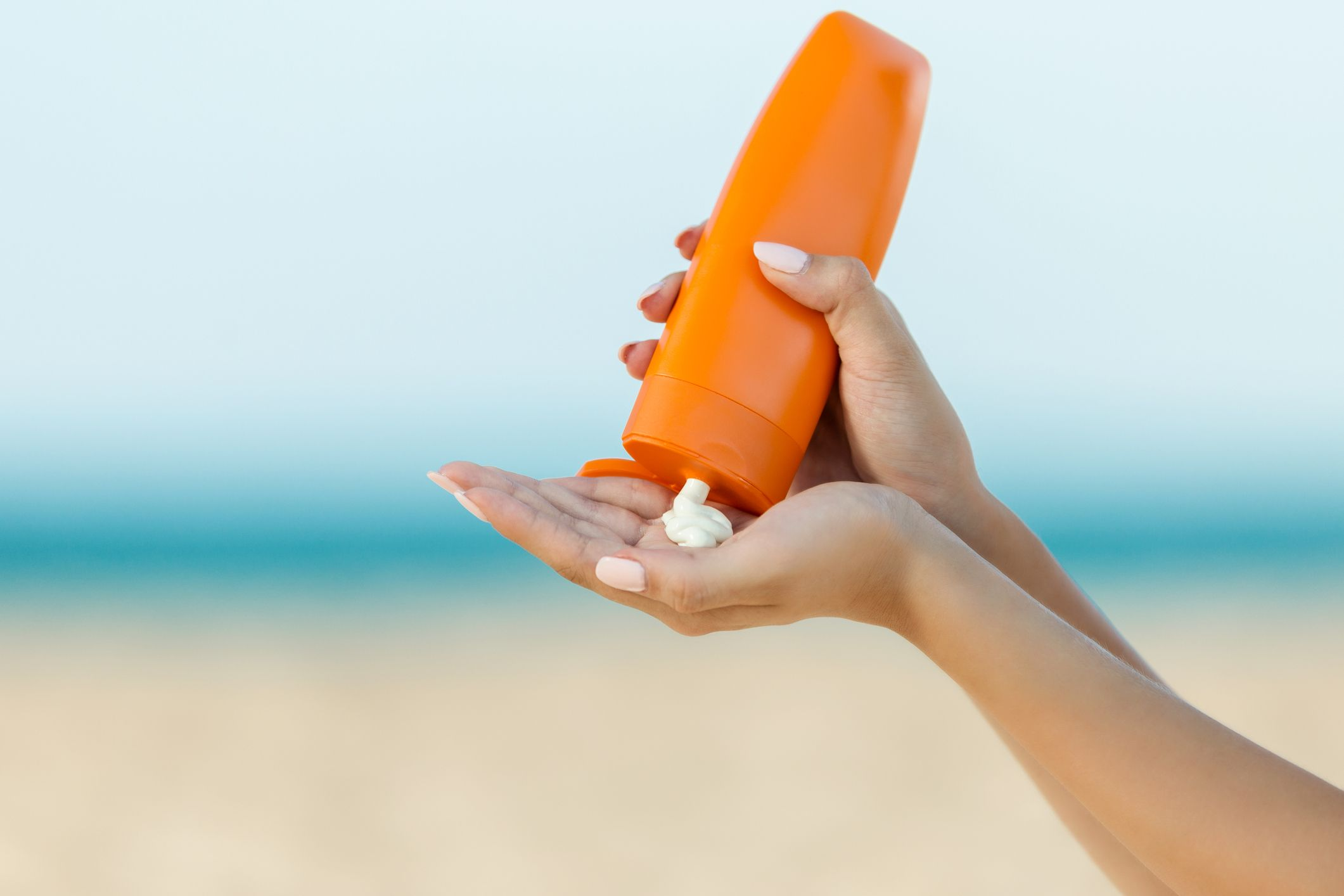 Multiple Sunscreen Chemicals Enter Your Blood After One Use, Study Finds