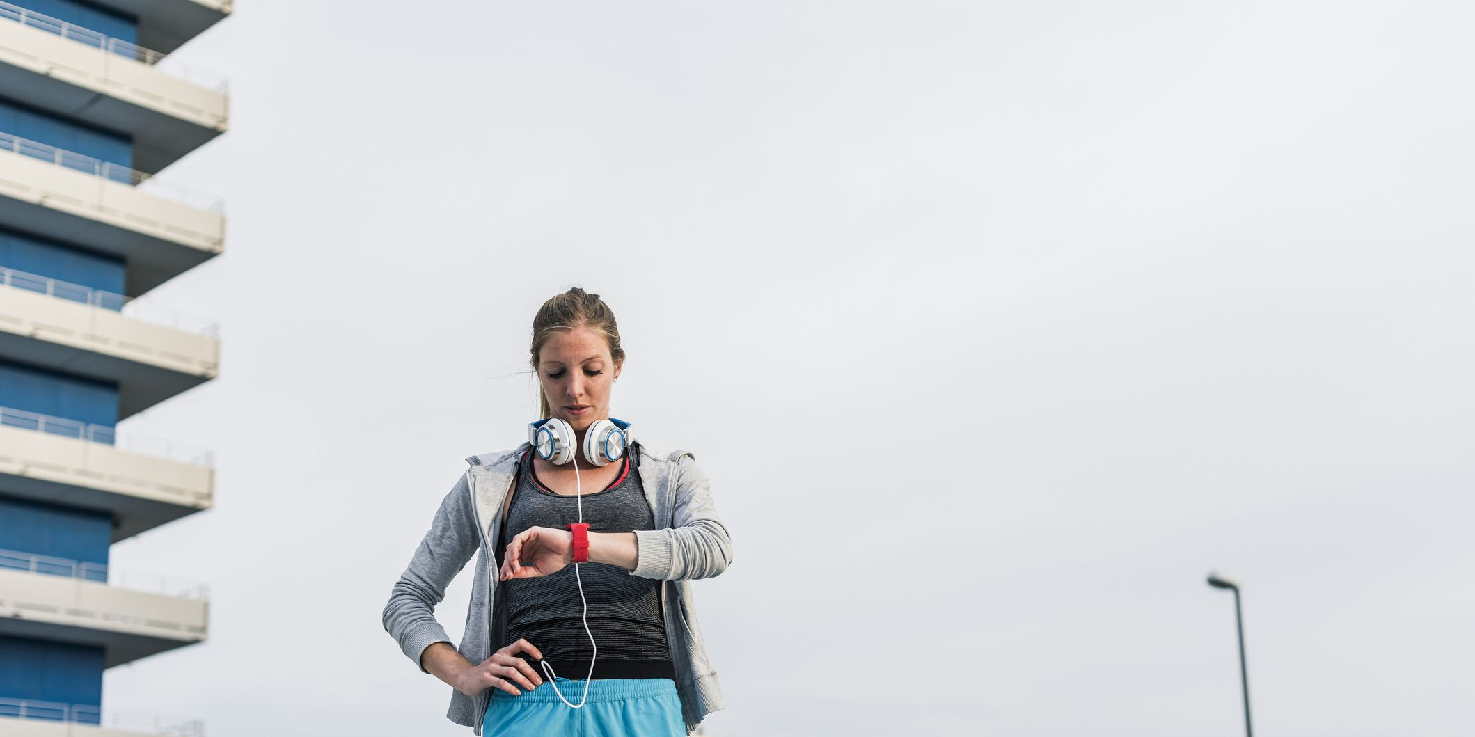 what is a normal heart rate for a runner?