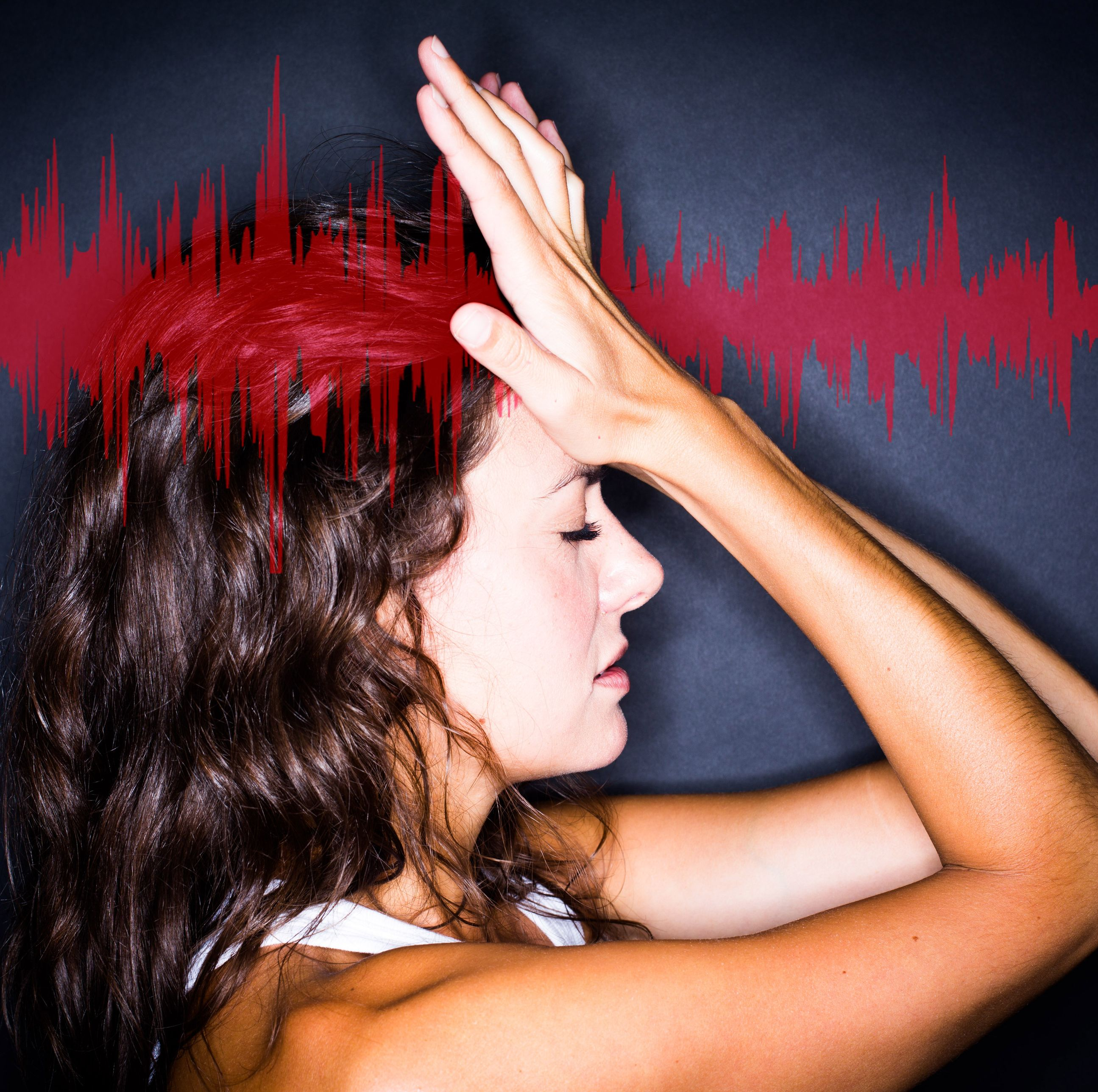 This Woman's Throbbing Headache Was Actually a Brain Aneurysm