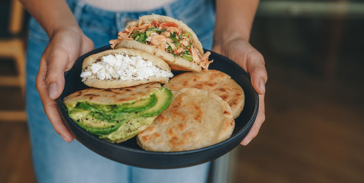 What Are Arepas? Everything You Need To Know About The South American Cornmeal Cake
