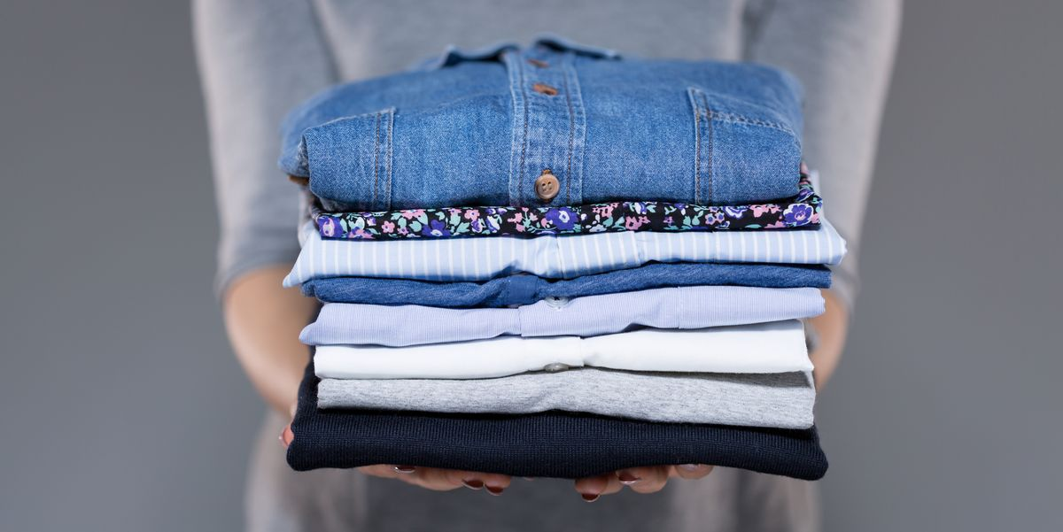 7384a10832 How to Fold Clothes - Organization Tips to Save Space