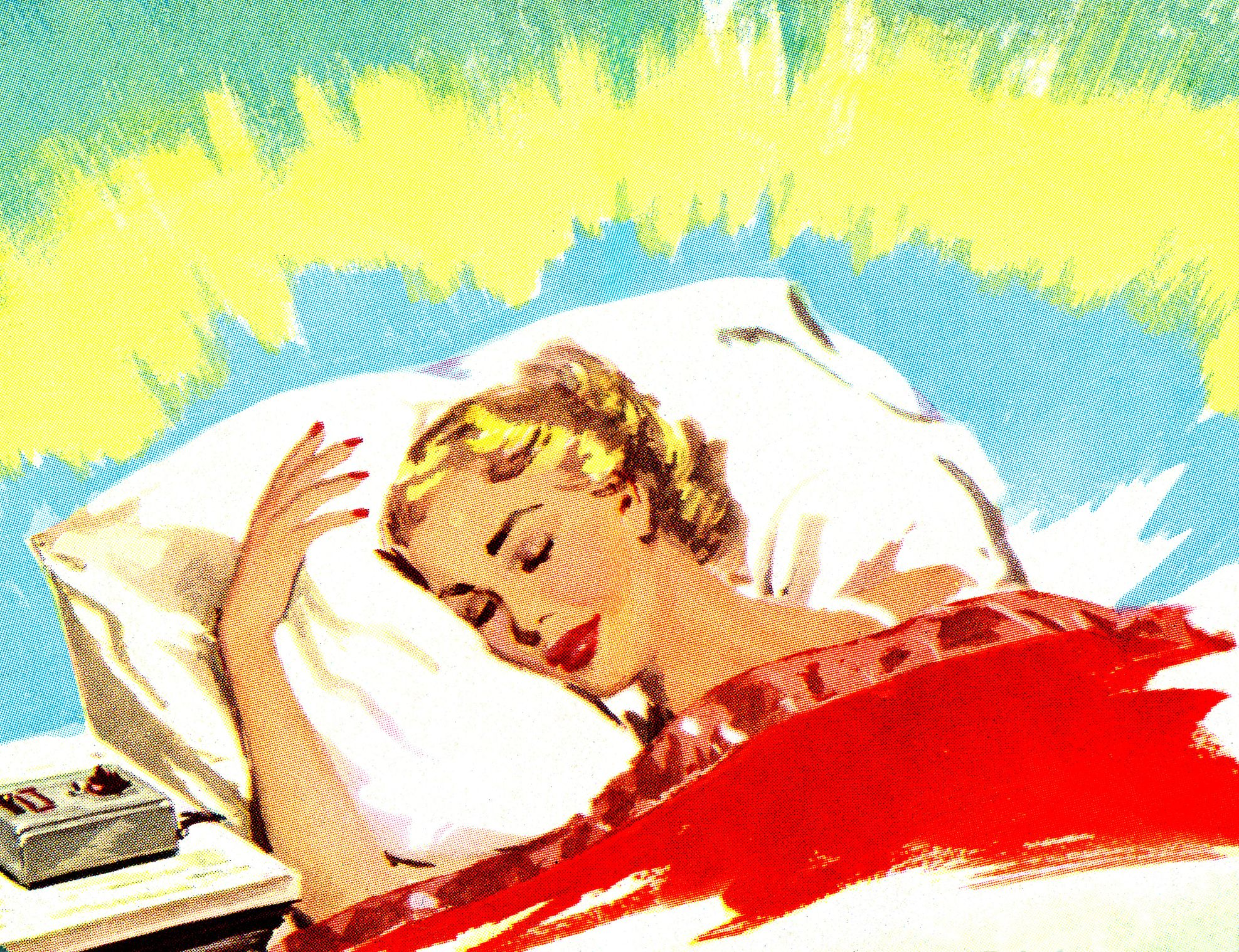 Six Natural Sleep Aids for Your Best Rest Ever