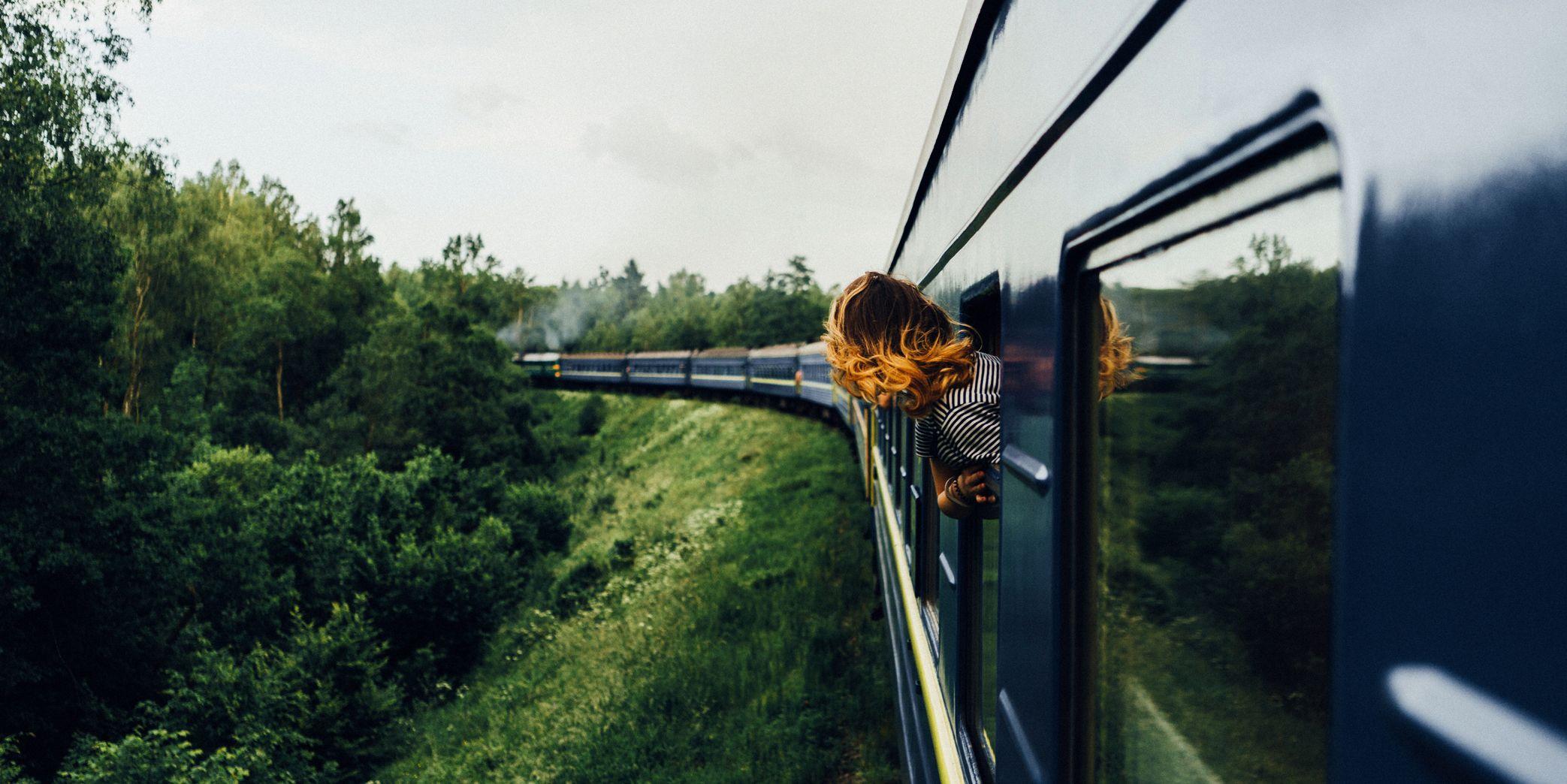scenic train rides