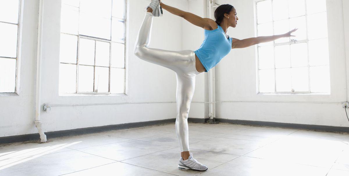 These Hip-Opening Stretches Are the Answer to Your Tight Hips