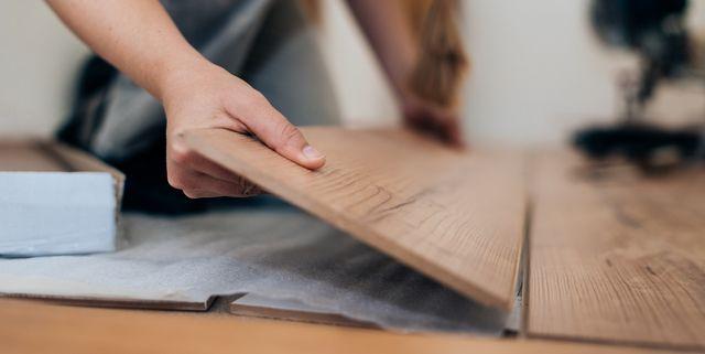 How To Install Laminate Flooring, Laminate Sheet Flooring