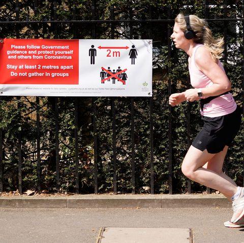 avoid running injury