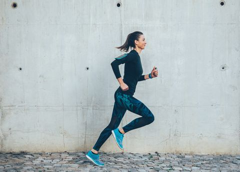 how to think your way to running faster