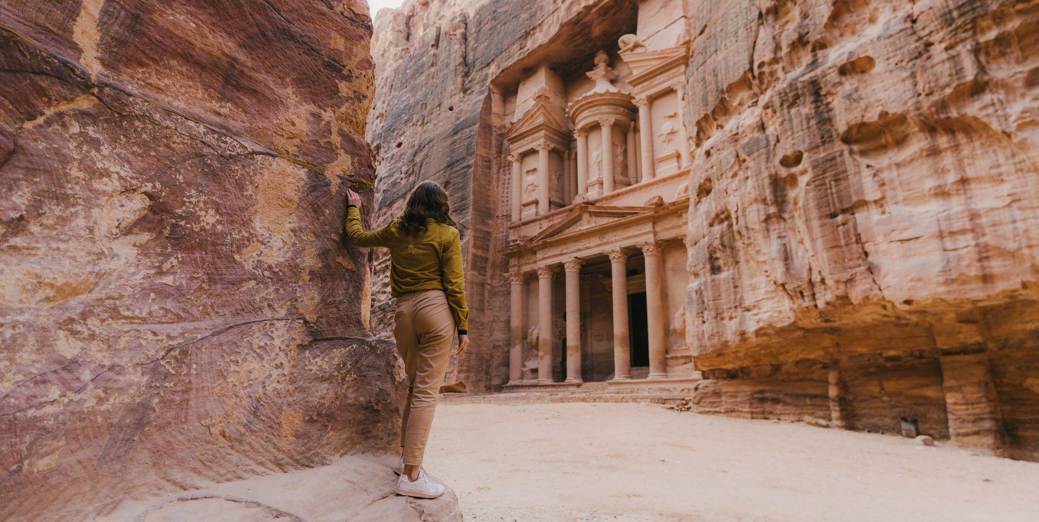 solo traveller holidays to Jordan