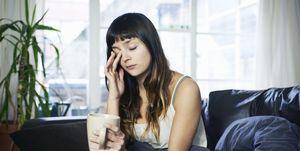 constantly tired - women's heath uk