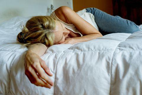 cansancio tras el parto