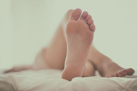 fetish foot How common