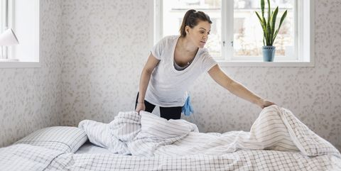 hygienic bedding sheets coronavirus