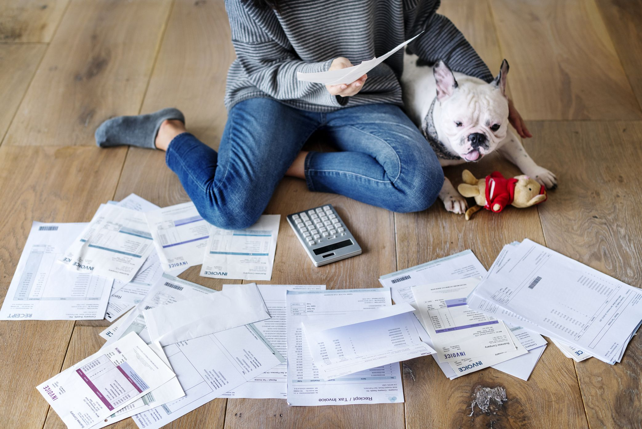 how to get out of debt - prioritize