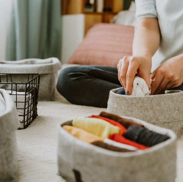 declutter your home in lockdown to spark joy, says homebase