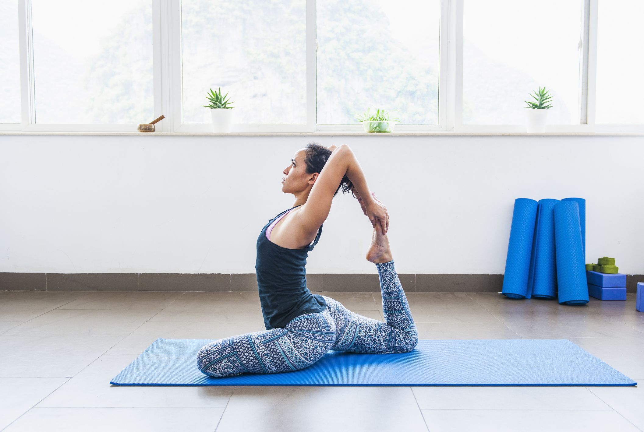 Hot Yoga: does it actually burn more calories - and is it safe?