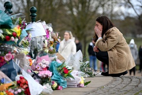 vigils held in memory of murdered sarah everard