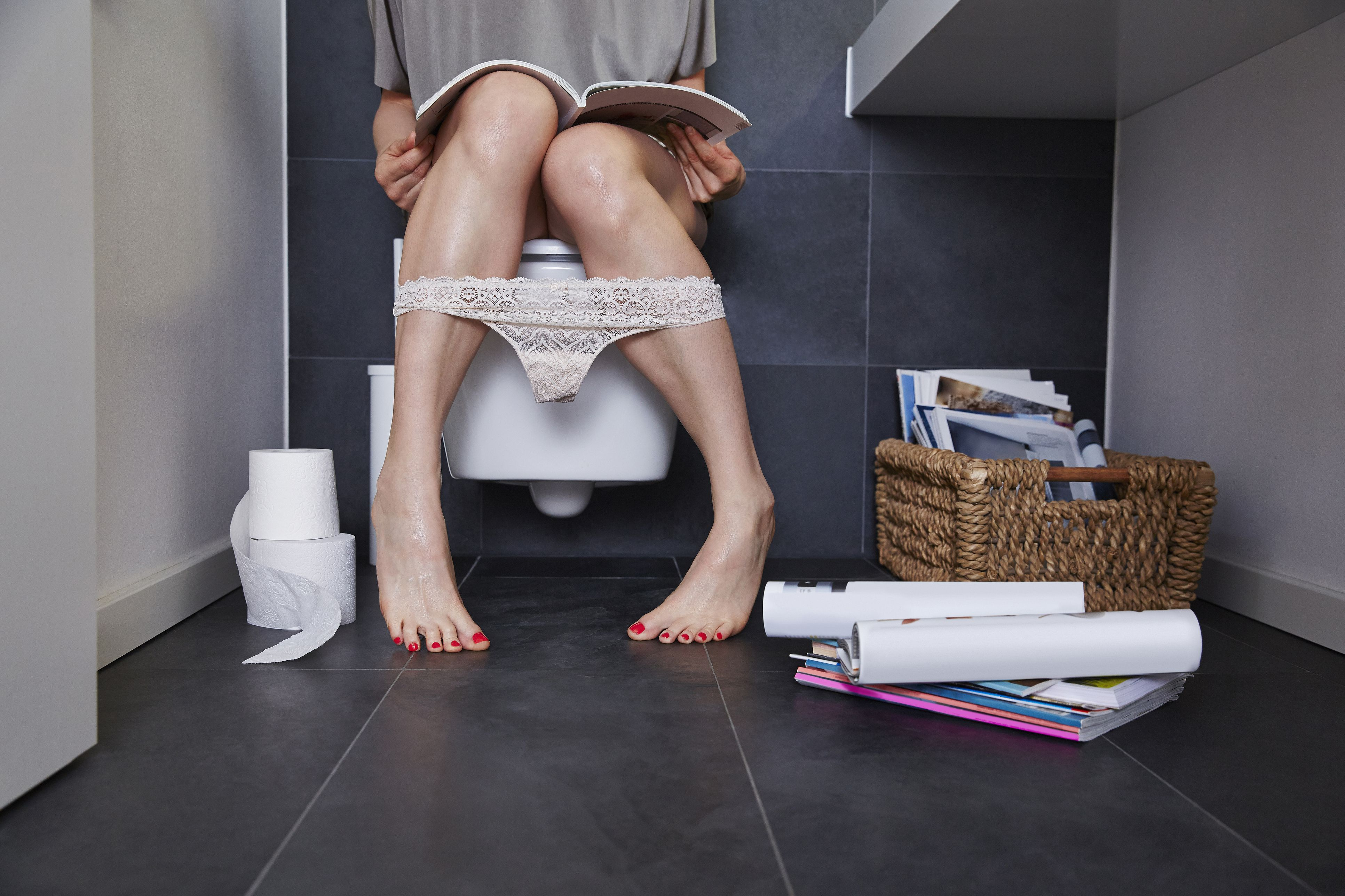 10 Reasons You Always Have to Pee