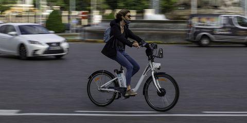 alquiler bici electrica