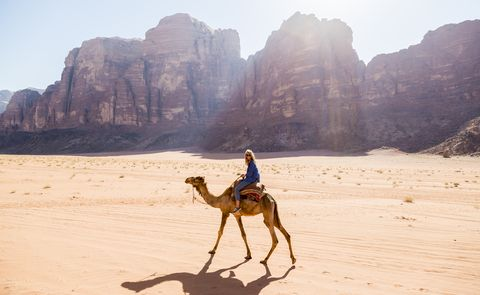 Adventure holidays for singles - Jordan