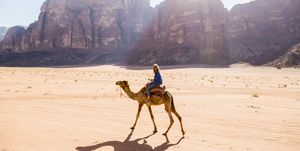 Jordan holiday for solo female travellers