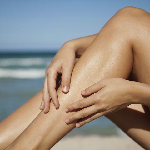 how to fake tan