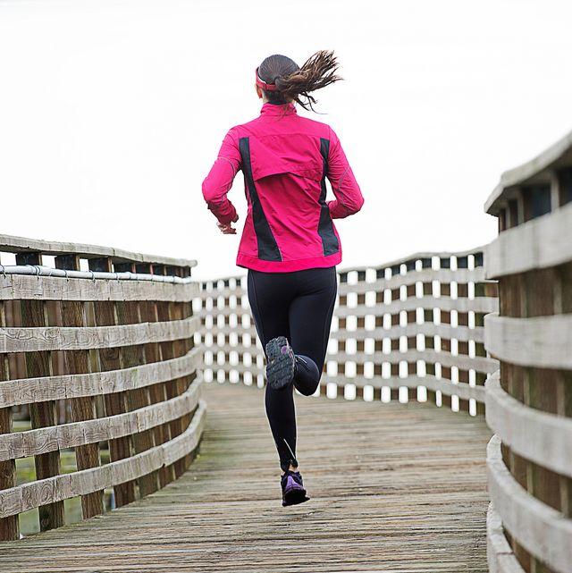 gekleurd hardloopjack dames vrouwen hardlopen hardloopkleding