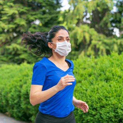 coronavirus lung damage